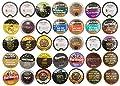 Coffee Variety Sampler Pack for Keurig K-Cup Brewers, by Custom Variety Pack