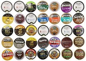 Coffee Variety Sampler Pack for Keurig K-Cup Brewers,