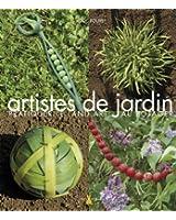 Artistes de jardin : Pratiquer le Land Art au potager