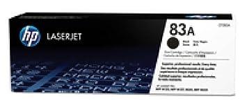 Cartr. toner équivalent de hP cF283A 83A 83A noir pour hP laserJet toner cartridge with printing smart technology