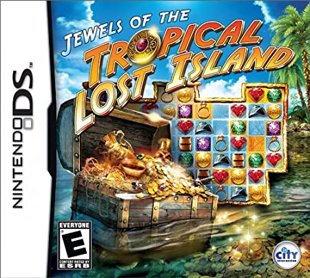 Jewels of Tropic Lost Island