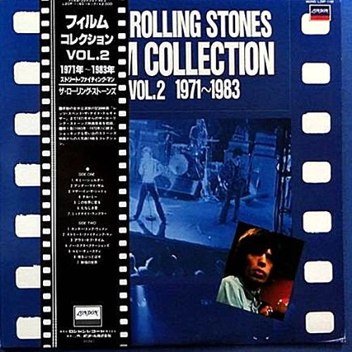 The Rolling Stones Film Collection - Vol. 2 1971-1983 - Japanese pressing without Obi... by Rolling Stones, Mick Jagger, Keith Richards, Brian Jones and Charlie Watts