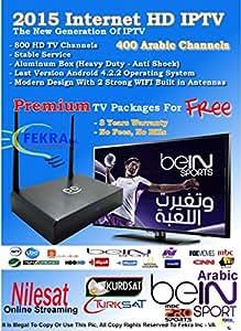 SALE! Premium Arabic Channels Internet Iptv Box with