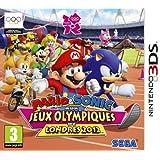 Mario & Sonic aux Jeux Olympiques de Londres 2012par Sega