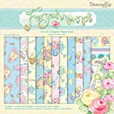 Helz Cuppleditch Forget Me Not 12 x 12 cm Paper Pack