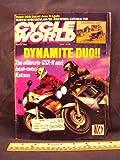 1989 89 March CYCLE WORLD Magazine (Features: Road Test on Suzuki GSX - R1100, Suzuki Katana 750, & ATK 604 Electric Start)