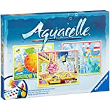 Ravensburger 29472 - New York - Aquarelle Maxi, 30 x 24 cm