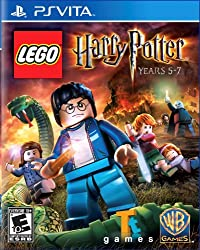 Lego Harry Potter (PS Vita)