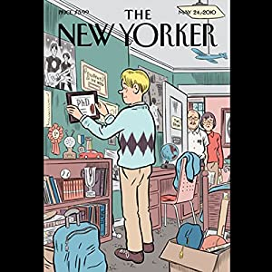 The New Yorker, May 24th, 2010 (Rebecca Mead, Alec Wilkinson, Simon Rich) Periodical