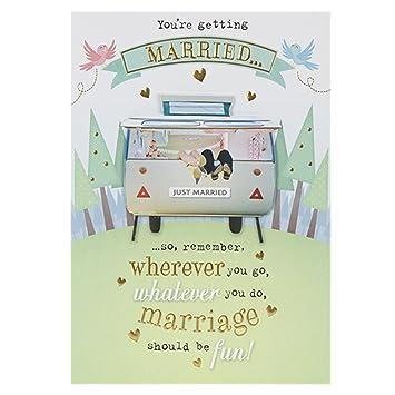 augurio per il matrimonio inglese