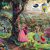 Thomas Kinkade: The Disney Dreams Collection 2014 Wall Calendar