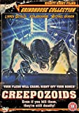 Grindhouse 4: Creepozoids [DVD]
