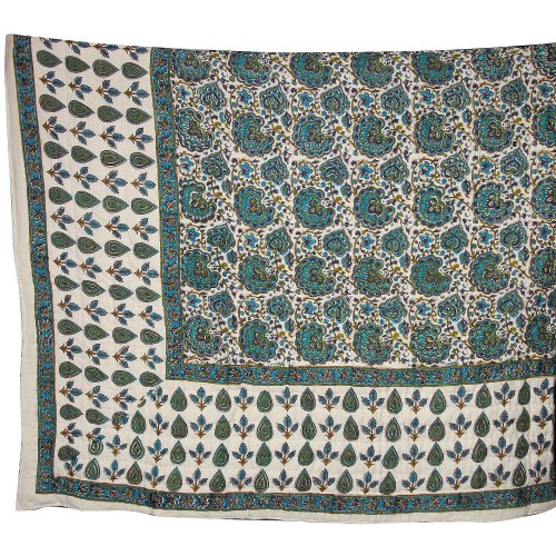 Cotton Quilt Block Print Patterns from India (qlt001)