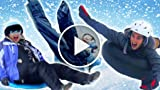 Australians Experience Snow For The First Time