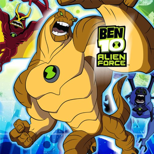 Ben 10 'Alien Force' Large Napkins (16ct)