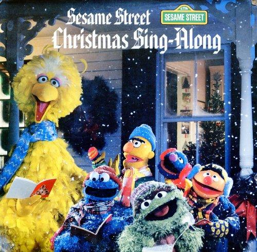 Sesame Street: Christmas Sing-Along [Vinyl Lp] [Stereo]