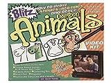 """Blitz Video Kits """"How To Draw Cartoon Animals"""""""
