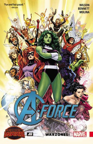 A-Force - Volume 0