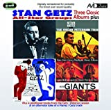 Stan Getz Three Classic Albums Plus (Stan Getz & The Oscar Peterson Trio / Hamp & Getz / Jazz Giants)