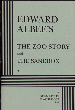 Edward ALbee's The Sandbox - Book Report/Review Example