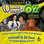 The Wonderful Wizard of Oz: The Oz Novels, Book 1 | L. Frank Baum