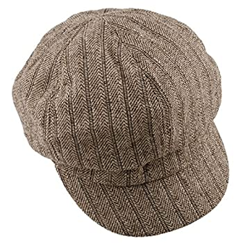 Moonsix Newsboys Hats,Unisex Winter Berets Hat Woolen Cotton Cabbie Cap