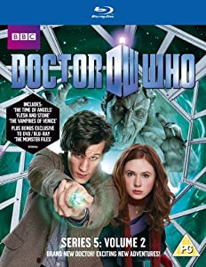 Doctor Who - Series 5, Volume 2 [Blu-ray] [Region Free]