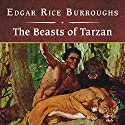 The Beasts of Tarzan (       UNABRIDGED) by Edgar Rice Burroughs Narrated by Shelly Frasier