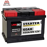 LANGZEIT Autobatterie