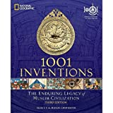 LIMITED EDITION EXCLUSIVE HARD-BACK 1001 Inventions: The Enduring Legacy of Muslim Civilization (Third Edition) (£24.99) Professor Salim T.S. Al-Hassani