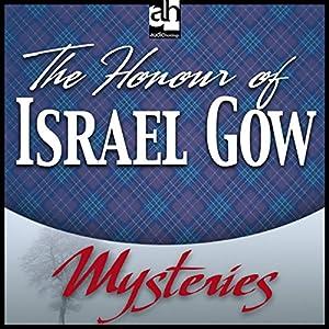 The Honour of Israel Gow Audiobook
