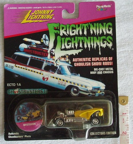 Christine - Johnny Lightning Frightning Lightnings Series Toy Vehicle