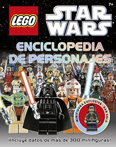 Enciclopedia de personajes LEGO STAR WAR: Enciclopedia de personajes LEGO STAR WARS