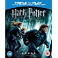 Harry Potter and the Deathly Hallows, Part 1 (Blu-ray + DVD) [2010] [Region Free]