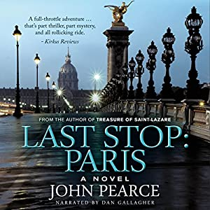 Last Stop: Paris Audiobook
