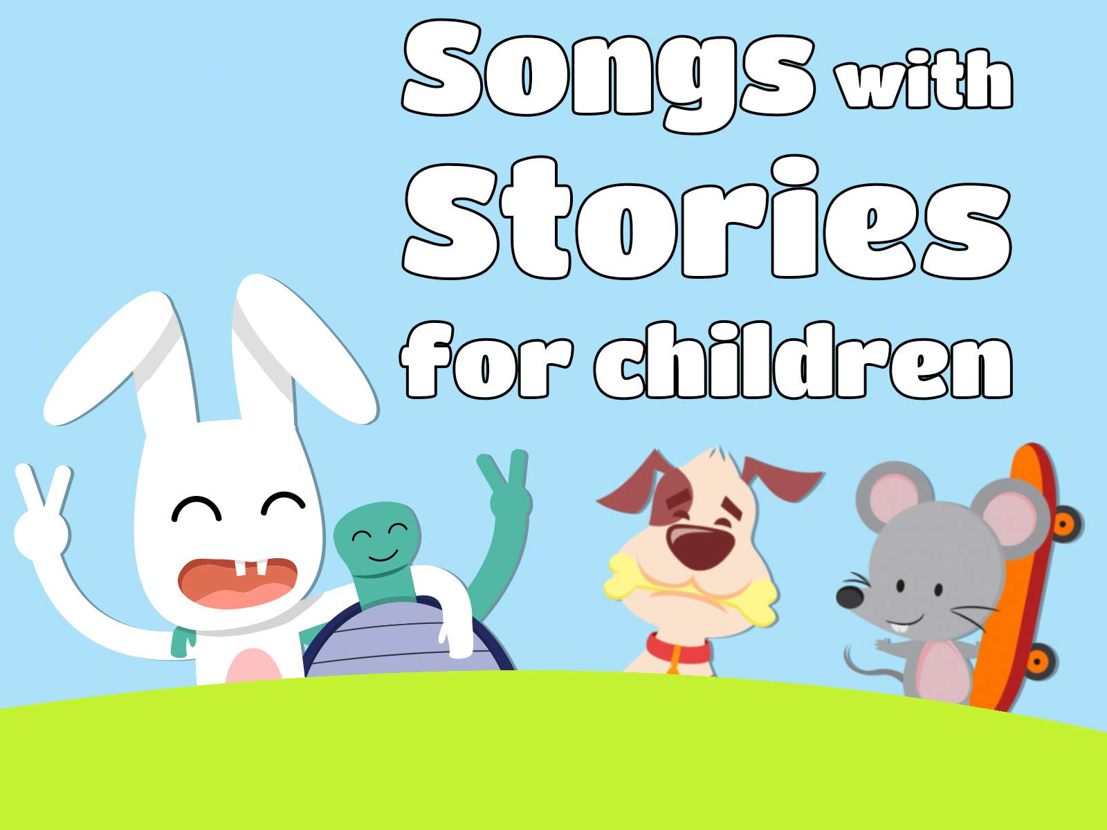 Songs with Stories for Children on Amazon Prime Video UK