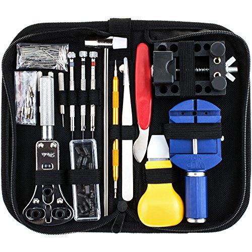 Vastar 147 PCS Watch Repair Kit Professional Spring Bar Tool Set (Kit Of Tools Repair compare prices)