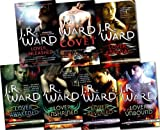 J.R. Ward J.R. Ward 7 books Pack Set RRP: £54.93 (Collection - Lover Unleashed, Lover Awakened, Lover Revealed, Lover Unbound, Lover Enshrined, Lover Eternal, Covet) Black Dagger Brotherhood (Black Dagger Brotherhood)