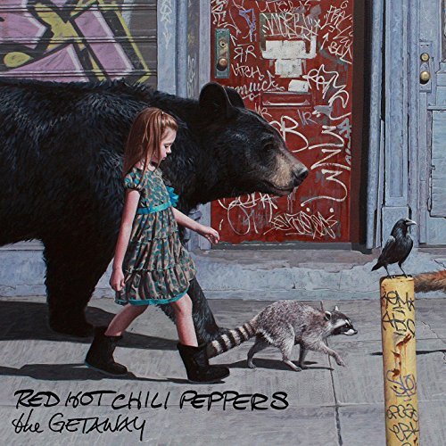 Red Hot Chili Peppers - The Getaway - Zortam Music