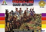 Italeri - I6867 - Maquette - Figurine - Train d'artillerie Français - Echelle 1:32