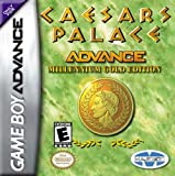 Caesars Palace - Game Boy Advance