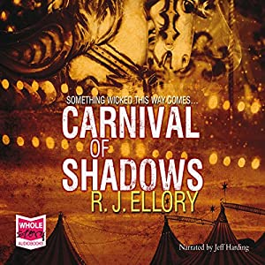 Carnival of Shadows Audiobook
