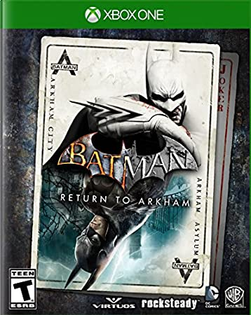 Batman: Return to Arkham - Xbox One