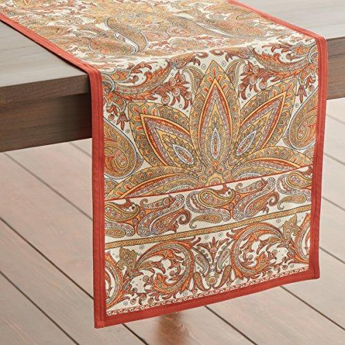 Maison d' Hermine Kashmir Paisley 100% Cotton Table