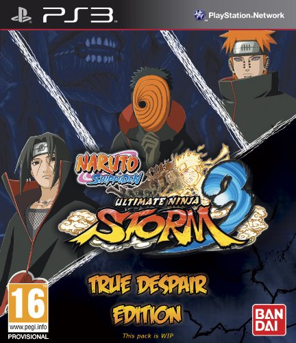 gadget geek - naruto shippuden ultimate ninja storm edition true despair