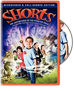 Shorts: The Adventures of the Wishing Rock (Sous-titres français) [Import]
