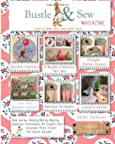 Helen Dickson Bustle & Sew Magazine February 2014: Issue 37