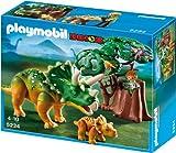 PLAYMOBIL 5234 - Triceratops mit Baby