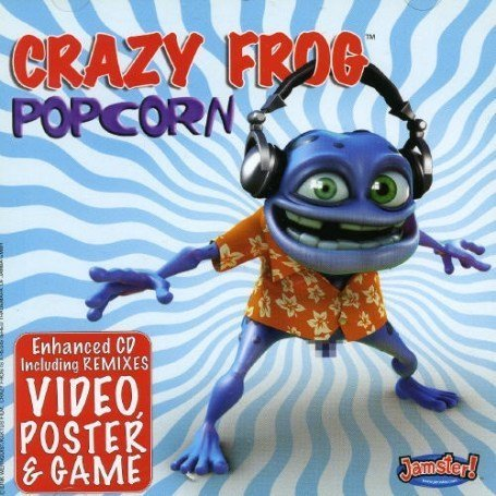 Crazy Frog - Popcorn (Single) - Zortam Music