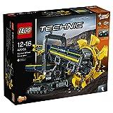 Platz 1: LEGO Technic 42055 - Schaufelradbagger